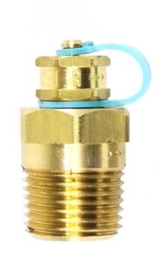 Temperature Pressure Pete S Plug 1 2 Quot Mnpt X 1 5 Quot L Neoprene